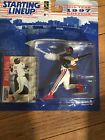 Starting Lineup 1997 Figure and Card Albert Belle Indians MLB New