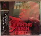 Glenn Hughes - Burning Japan Live CD XRCN1162 Japan Like New