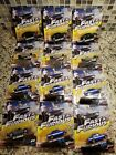 12 Fast  Furious 155 Die Cast Cars Maserati Ghibli 70 Ford Escort Charger