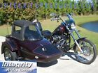 2005 Harley-Davidson Dyna  2005 HARLEY DYNA WIDE GLIDE WITH HANNIGAN SIDE CAR