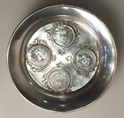 Foreign Coin Dish Plate