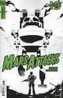 2013 IDW Limited Mars Attacks Sketch Cards 14