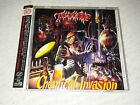 Chemical Invasion/the Morning After Tankard cd 2008 Japanese Victor VICP 64514