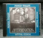PICASSO TRIGGER Determination 1992 CD Trigger Happy Music CDP-554
