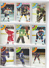 1978-79 O-Pee-Chee Hockey Cards 3