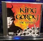 King Gordy - The Entity CD D12 twiztid lars bizarre obie trice majik ninja ent