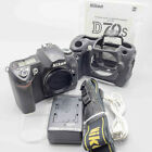 Nikon D70s - 6.1MP - Tested/100% - Low Shutters (11K) - Extras - Excellent