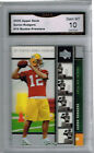Aaron Rodgers Rookie Cards Checklist and Autographed Memorabilia 15