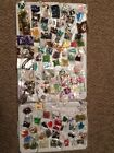 Huge Lot Of Beads And Jewelry Making Supplies Over 4 lbs Shell Crystal Glass