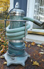 Vintage Air-Way Sanitizor Model 55A Vacuum Cleaner with Hose & Attachment Arm