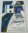 2017 Panini Immaculate Collection Football Cards 9