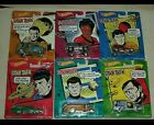 2014 Hot Wheels Pop Culture P Case Complete Set of six 164 Star Trek Series