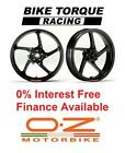 Black OZ Piega Alloy Wheels Ducati 990 Desmosedici RR (17'' Rear) 07-09