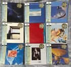 DIRE STRAITS JAPANESE 9 x HMCD MINI ALBUM BOX SET OBI Strips Ex+ Super Rare