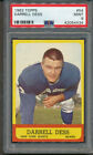 1963 Topps Football Cards 40