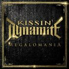 Kissin Dynamite-Megalomania (UK IMPORT) CD NEW