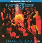 TWISTED SISTER - UNDER THE BLADE (+5 Bonus)(1982) Sp. Edition CD Jewel Case+GIFT