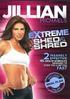 Jillian Michaels Extreme Shed and Shred DVD 2011 Widescreen Brand New