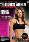 Jillian Michaels The Biggest Winner Maximize Complete DVD 2 Di Brand New