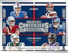 2018 CONTENDERS FOOTBALL HOBBY BOX - BRAND NEW - FACTORY SEALED (T)