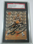 1992-93 Fleer Ultra Shaquille O'Neal Signed Autograph All Rookie Series #7 SGC