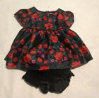 NWT Gymboree Rose Bloomer Set Christmas Party Dressed Up Shop Baby Toddler Girl