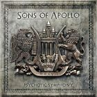 Sons Of Apollo-Psychotic Symphony (Deluxe) (UK IMPORT) CD NEW