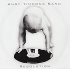 ANDY TIMMONS BAND-RESOLUTION (UK IMPORT) CD NEW