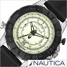 NAUTICA MEN'S TIDE, COMPASS, THERMOMETER WATCH, NEW IN BOX, MODEL NAi21004G,