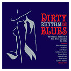 Dirty Rhythm & Blues VARIOUS ARTISTS Best Of 40 Rude Classic Songs NEW 2 CD