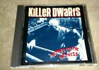 KILLER DWARFS japan OBI cd METHOD TO THE MADNESS ESCA 5594 free US shipping