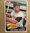 Orlando Cepeda Cards, Rookie Card and Autographed Memorabilia Guide 12
