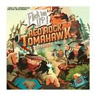 NEW Flick Em Up Red Rock Tomahawk Expansion Board Game Native Americans