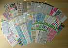 HUGE Lot Of Alphabet Stickers A MUST For Scrapbookers  Cardmakers