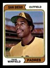 Top 10 Dave Winfield Baseball Cards 18