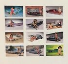 Detail Media Mini Magazine Posters ,Diorama, Model Car,1/24,1/25, Unframed,SCHP2