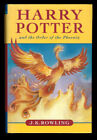 ROWLING J K HARRY POTTER AND THE ORDER OF THE PHOENIX First Canadian 1st ed