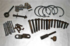Lot of 43 VINTAGE Harley PARTS snap rings clamps Circuit Breaker Bolts etc