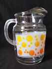 Orange Dots w/ Ice Lip Retro Bubbles 64oz