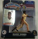 Barry Bonds 2001 STARTING LINEUP SLU FIGURE & TRADING CARD SAN FRANCISCO GIANTS
