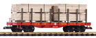 Piko America Santa Fe Covered Hopper Car 38835 G Scale Trains