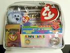 1999 TY BEANIE BABY OFFICIAL CLUB LIMITED EDITION PLATINUM MEMBERSHIP KIT MINT