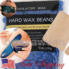 Hard Wax Beads Beans Chamomile Waxing Hair Removal Hot Film No Strip US SELLER