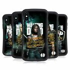 AMC THE WALKING DEAD SEASON 9 QUOTES HYBRID CASE FOR APPLE iPHONES PHONES