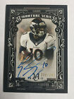 2015 Topps Museum Collection Football Cards - Review Added 15
