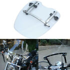Clear Windshield for Kawasaki Vulcan VN 500 750 800 900 1500 1600 2000 Classic