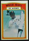 Vintage Willie Mays Baseball Card Timeline: 1951-1974 117