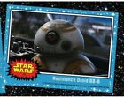 2017 Topps Countdown to Star Wars The Last Jedi Trading Cards 35