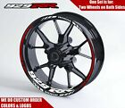 Honda CBR 929 RR Wheel Decals Rim Stickers CBR919 RR 900 954 1000RR RIMS SET