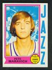 Pete Maravich Cards and Memorabilia Guide 7